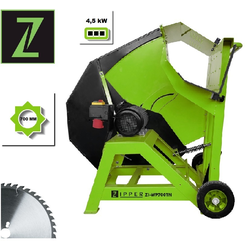 Zipper Wippkreissäge ZI-WP700TN Brennholzwippsäge HW-Blatt 700mm MODELL 2019