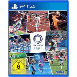 Olympische Spiele Tokyo 2020 - PS4