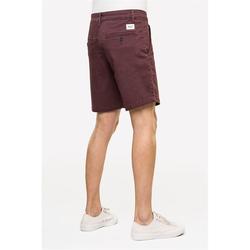 Shorts REELL - Flex Chino Aubergine (AUBERGINE)