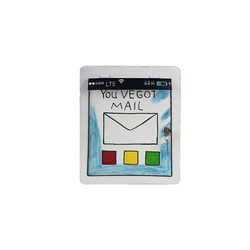 HTI-Living Briefkasten Briefkasten Tablet