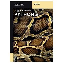 Python 3. Steffan Kaminski  - Buch