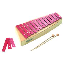 Sonor NG 11 Glockenspiel Rot