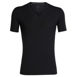 Anatomica SS V T-shirt Men - S - black
