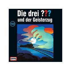 Die drei ??? 122: ...und der Geisterzug - (CD)