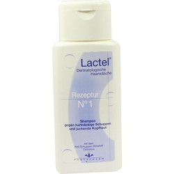 LACTEL Nr.1 Schuppen Shampoo 125 ml