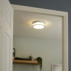Nemi LED Badezimmer Deckenlicht, von Hudson Reed