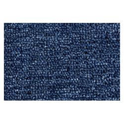 Teppichboden Bob, Andiamo, rechteckig, Höhe 4 mm, Meterware, Breite 200 cm, strapazierfähig, lichtecht blau