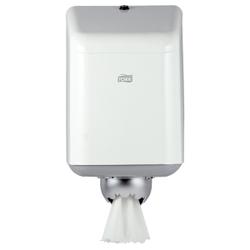 Tork Spender für Innenabrollung, Tork M-Box, Metall, Farbe: weiß