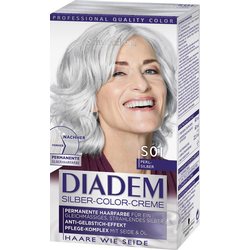 DIADEM Silber-Color-Creme S01 Perl-Silber Stufe 3 - 142 ml