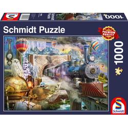 Magische Reise Puzzle 1.000 Teile
