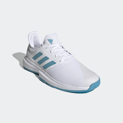 adidas Performance Tennisschuh GAMECOURT TENNISSCHUH weiß Tennis Schuhe Sportarten Unisex