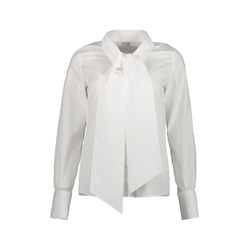 Lavard Weißes Damenhemd 85087  38