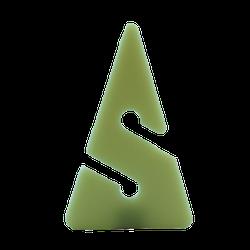 Fluoreszierende Line Arrows - 10er Pack