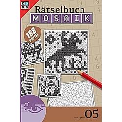 Mosaik-Rätselbuch. Conceptis Puzzles  - Buch