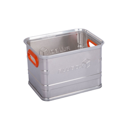 ALUBOX Aufbewahrungsbox Alubox Lagerbox - 28 Liter bis 161 Liter - Auswahl