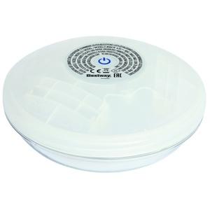 Bestway Schwimmende Led-poolbeleuchtung  Poollichttransformator  Weiß  IP68  Variabel  Akku  AA