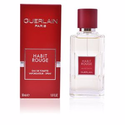 HABIT ROUGE eau de toilette spray 50 ml