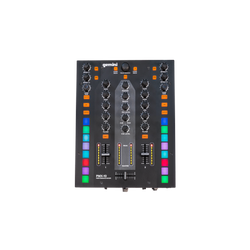 Gemini PMX-10 2-Kanal DJ Mixer mit Interface