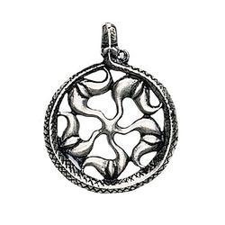 Adelia´s Amulett Trove of Valhalla, Sonnenrad - Wohlstand und Überfluss