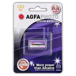 AgfaPhoto CR2 Lithium 3V Batterie