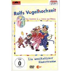 Rolfs Vogelhochzeit. DVD