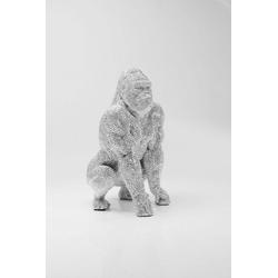 KARE Dekofigur Shiny Gorilla