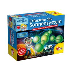 Lisciani Lernspielzeug Erforsche das Sonnensystem