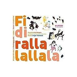 Fidirallalallala  Audio-CD - Hörbuch