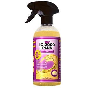 KABITEC IC 2000 PLUS Sicherheitslösungsmittel mit Duft 500 ml, gebrauchsfertig │ Universal-Reiniger in Profi-Qualität, Nikotinentferner Industriereiniger