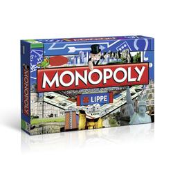 Winning Moves Spiel, Brettspiel Monopoly Lippe
