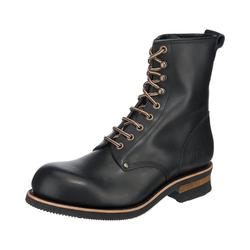 Kochmann Boots Kochmann Boots Worker Stiefeletten Schnürstiefelette schwarz 46