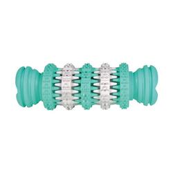 TRIXIE Zahnpflege-Spielzeug Zahnpflege Gummiknochen