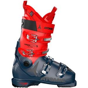 Atomic Unisex-Erwachsene HAWX Ultra 110 S Ski-Stiefel, Dark Blue/Red, 46.5 EU