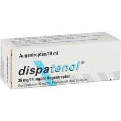 DISPATENOL Augentropfen 10 ml