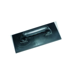 Hufa Fliesen Ausfugbrett Moosgummi schwarz 140x280mm