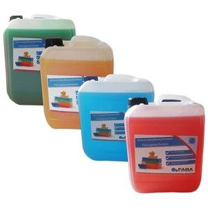 4x5 L Flüssigwaschmittel Konzentrat Wachmittel GRATIS Ausgießer
