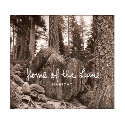 Home Of The Lame - Habitat EP (CD)