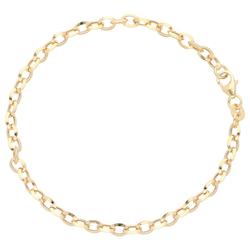 Luigi Merano Luigi Merano Armband Ankerarmband, Gold 375