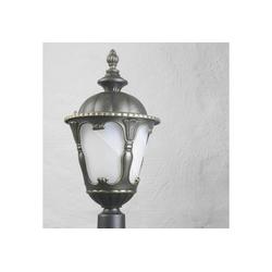 Licht-Erlebnisse Außen-Stehlampe TYBR Wegeleuchte Antik außen Stehlampe Terrasse Hof Garten Lampe