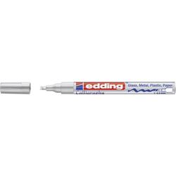 Edding 4-753054 E-753 Lackmarker Silber 1 mm, 2.5mm /Pack