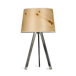 LeuchtNatur Stehlampe Attica 60cm Zirbe