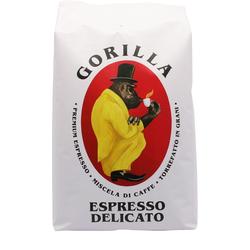 Gorilla Kaffeebohnen Espresso Delicato 1000g