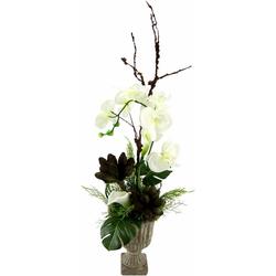 Kunstpflanze Orchidee Orchidee, Höhe 60 cm