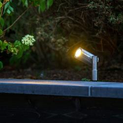 planeo Gartenbeleuchtung 12V - LED-Strahler Nova 5 - 5W 320Lumen -