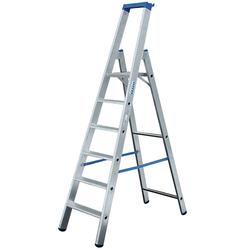 Stufen Stehleiter Alu 10 Stufen Leiter