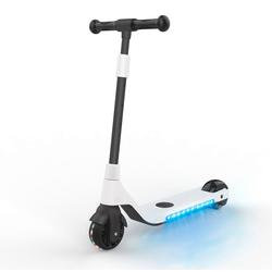 Denver Elektro-Kinderroller Elektro Kinder Roller SCK-5400 Weiß weiß