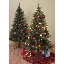Weihnachtsbaum, 120 cm, Aufbauhöhe 85 - 120 cm, inkl. Standfuß