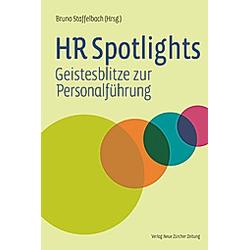 HR Spotlights - Buch