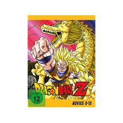 Dragonball Z – The Movies Box 3 DVD