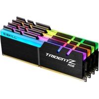 G.Skill Trident Z RGB 64GB Kit DDR4 PC4-28800 (F4-3600C17Q-64GTZR)